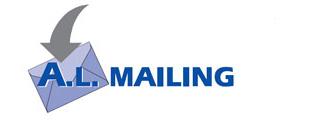 Logo A L Mailing